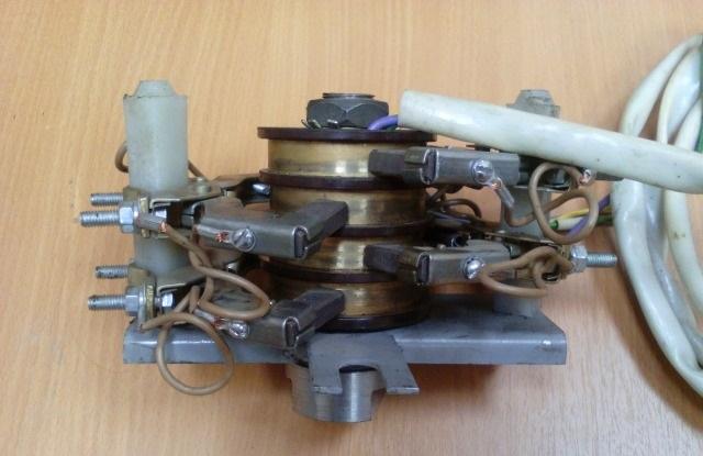 Токосъемник кольцевой КС-3577 для автокрана ИВАНОВЕЦ КС-3577