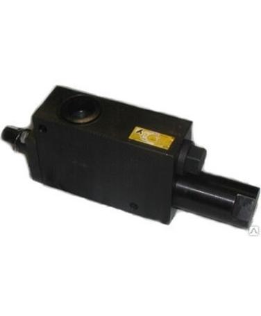 Клапан тормозной со встроенным гидрозамком и предохранительным клапаном.