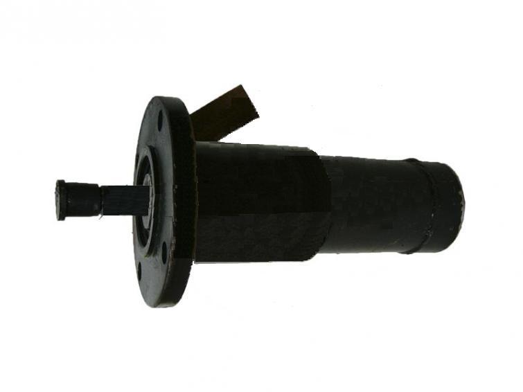 Гидроцилиндр блокировки задней подвески
