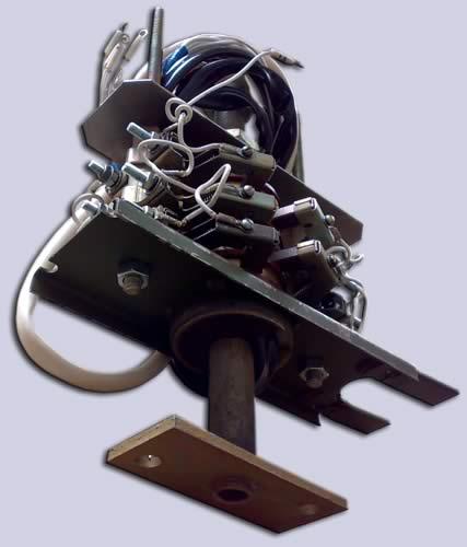 Токосъемник кольцевой КС-35714 для автокрана ИВАНОВЕЦ КС-35714